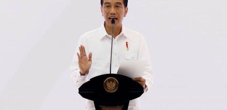 Presiden Jokowi,.Foto: jpc