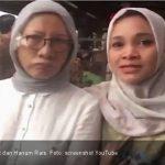 Ratna Sarumpaet dan Hanum Rais (screenshot youtube)