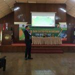 Seminar Nasional UIKA Bogor tentang bisnis dan enterpreneurship. (Adi)