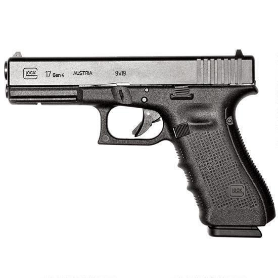 Senjata api glock 17