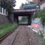 Terowongan Kereta Paledang Bogor.
