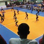 Tim bola voli putri Kabupaten Indramayu