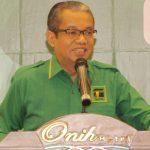 Zaenul Mutaqin, Ketua DPC PPP Kota Bogor . Istimewa