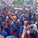 Tuntut Keadilan Bobotoh Geruduk DPRD