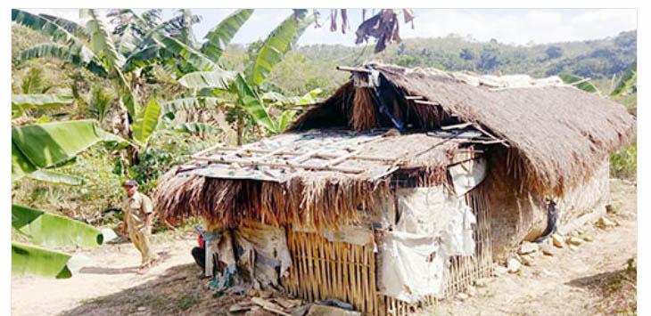 Guru Ngaji Cibadak Tinggal Di Gubuk Reyot