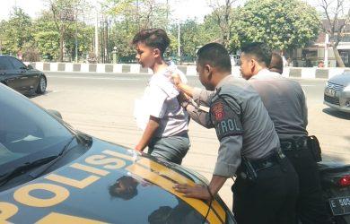 Polres Cirebon Kota amankan pelajar diduga tawuran