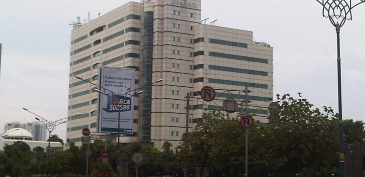 Gedung Granadi Jalan HR Rasuna Said Kuningan.