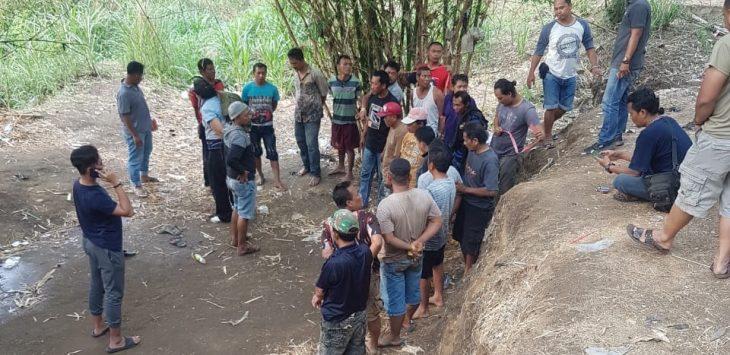 Judi sabung ayam digerebek polisi di Desa Karang Asem