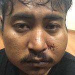 Tersangka M Nurhadi pembunuh Dufi