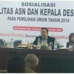 ASN di Indramayu Menujun Pilpres 2019