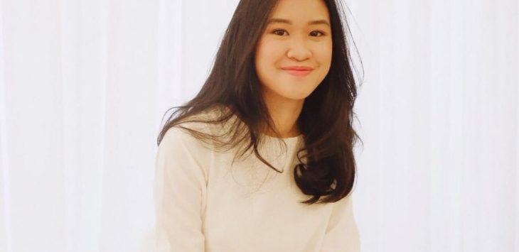 Andita, putri Pj Bupati Cirebon Dicky Saromi./Foto: Andita for Pojokjabar