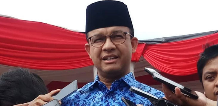 Anies Baswedan. Foto: Rmol.co