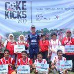 Coke Kicks