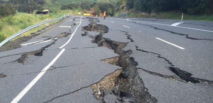 Ilustrasi Gempa di Mamasa.