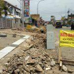 Perbaikan drainase dan trotoar kota Cirebon