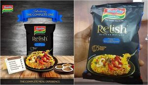 Indomie Relish Seafood Delight