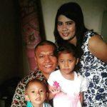 Keluarga Daperum Nainggolan dan Maya Ambarita