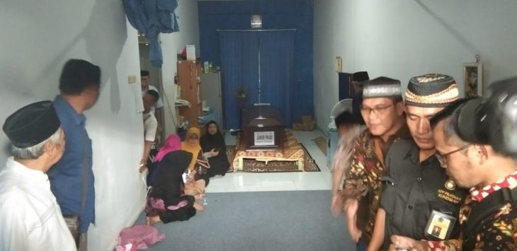 Korban Lion Air JT 610 asal Kedawung Kabupaten Cirebon (kirno)