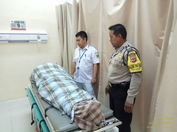 Warga Cirebon ditemukan meninggal di Jalur Pendakian Cilimus., Minggu (18/11/2018)./Foto: Istimewa