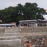 Pedagang Surken Bogor  Siang dan Malam Mulai Mengungsi, Foto/adi