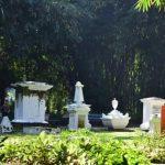 Makam Belanda Kuno di Kebun Raya Bogor