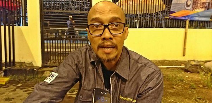 Manajer Pilar Radio Romy Bramansyah