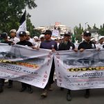 Ribuan masyarakat Bogor demo tolak LGBT