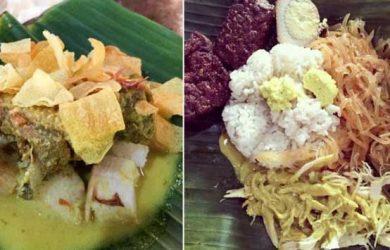Kenikmatan Nasi Gudeg Komplit Di Tanah Bogor Pojokbogor Com