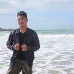 Pelaku Haris Simamora yang diduga melakukan pembunuhan sekeluarga di Bekasi