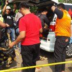 Penemuan mayat di tong sampah drum biru di Klapanunggal Kabupaten Bogor