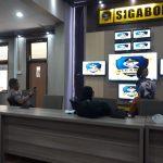 Polisi Siaga Cirebon atau Sigabon yang berbasis IT