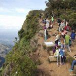 Selfie maut turis jerman meninggal jatuh dari tebing