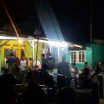 Suasana rumah keluarga korban disambar petir di Bubulak Kota Bogor (adi)