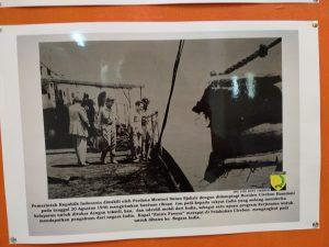 Sutan Syahrir di Pelabuhan Cirebon