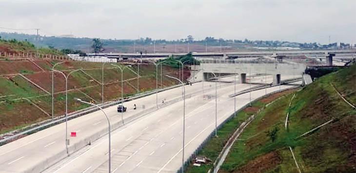 Jalur Tol Bocimi
