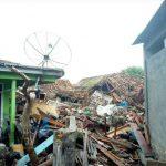 Kondisi kerusakan tsunami Selat Sunda di Banten (ist)