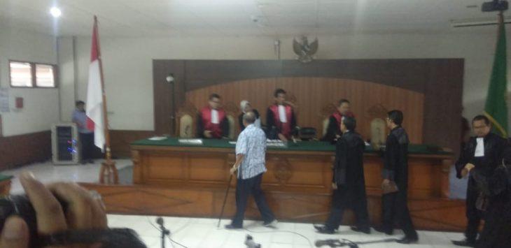 Bupati Bandung Barat Abu Bakar divonis 5 tahun penjara (arif)