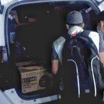 Barang bukti yang dibawa KPK dari Cianjur (Guruh)