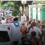 Foto Viral Paspampers Beri Hornat Pada Prabowo