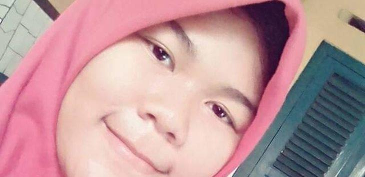 Gadis cantik Cirebon Diculik./Foto: Istimewa