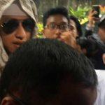 Habib Bahar bin Smith Diam Saat Ditanya Awak Media