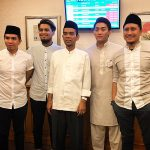 Ifan Seventeen bersama Ustad Abdul Somad dan artis lain (Instgrm)