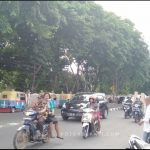 (Ilustrasi) Jalan Ir. Juanda, Bekasi Timur. (Yurizkha Aditya/pojokbekasi)