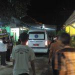 Jenazah mahasiswa IPB tiba di rumah duka di Tegal Jawa Tengah (ist)