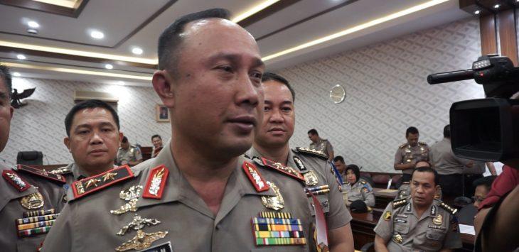 Kapolda Jabar Irjen Pol Agung Budi Maryoto./Foto: Arief