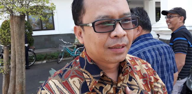 Ketua KPU Jabar Rifki Ali Mubarok