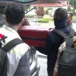 Koper merah besar yang disita KPK dari Pendopo Bupati Cianjur (PS)
