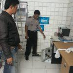 Polisi cek kasus penodongan di Cirebon./Foto: Istimewa