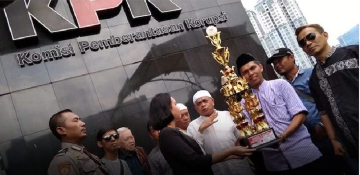 Piala KPK./Foto: Rmol