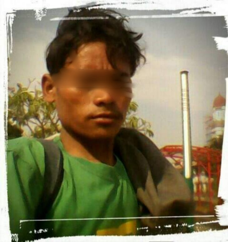 Pria Muda Cirebon